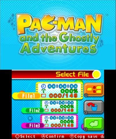 3ds Pac And The Ghostly Adventures pac and the ghostly adventures 3ds review any