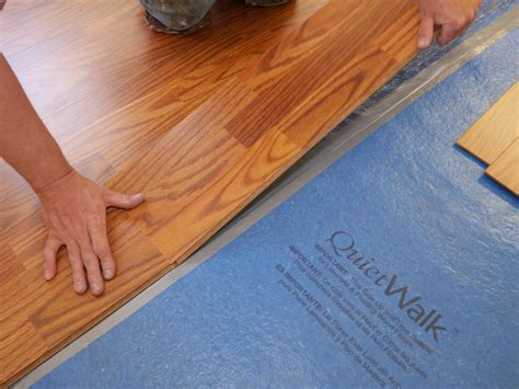 wood floor underlayment for residential pro