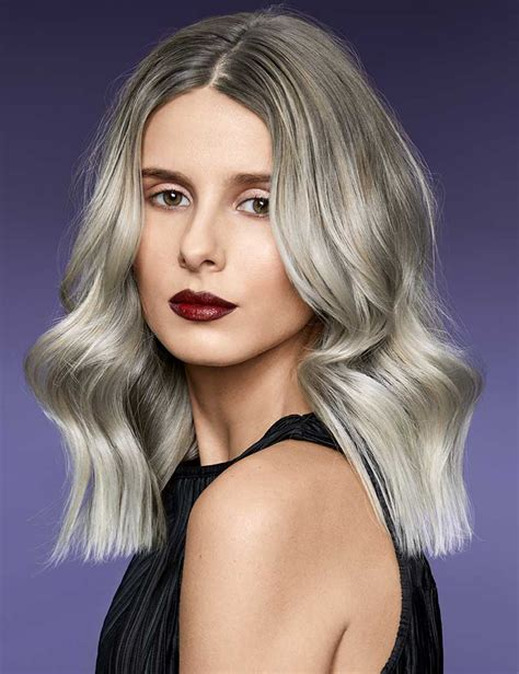age for icy blonde hair haircolor trends inspiration redken