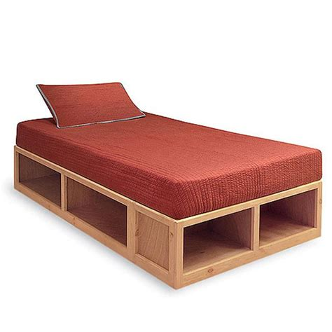 storage bed frame twin storage twin bed frame best storage design 2017