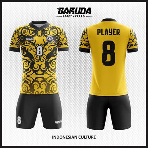 Konveksi Kaos Futsal Batik 4 desain jersey futsal polos