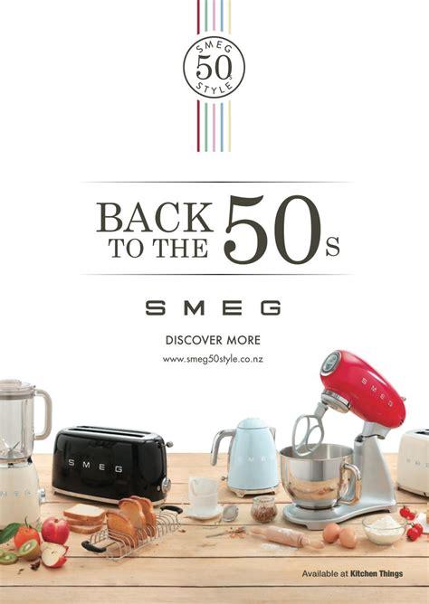 Country Kitchens Australia - smeg 50 s retro style small appliances