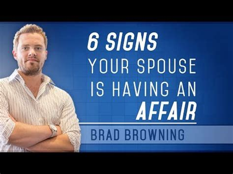 7 Signs Your Spouse Is by 6 Signs Your Spouse Is An Affair