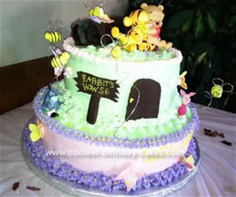 Winnie The Pooh Baby Shower Cakes At Walmart by Coolest Baby Winnie The Pooh Shower Cake