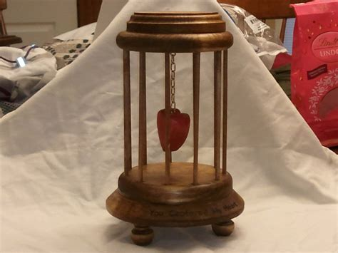 attempt  woodworking gift   wife  brady