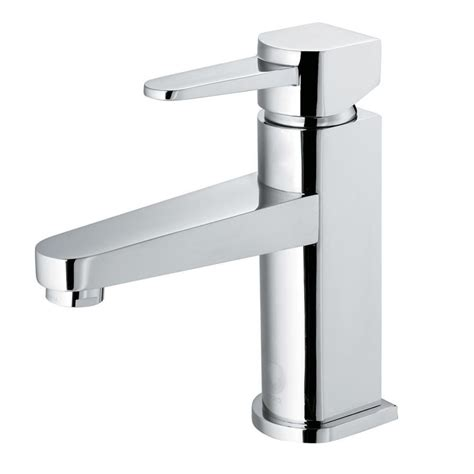 single hole faucet bathroom sink shop vigo chrome 1 handle single hole watersense bathroom