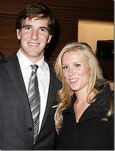 Eli Manning Sends Fiancee Abby Mcgrew Into Freezing Temps So He Wont Be Jinxed by 301 Moved Permanently