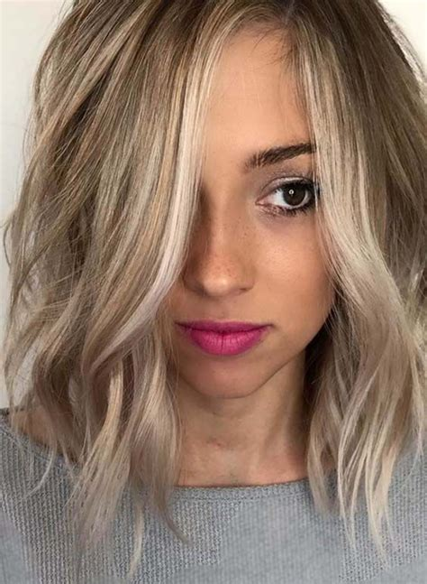 see how you look with different hair colors best 25 haircuts for wavy hair ideas on pinterest