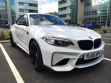Bmw Alpine White by Real Photos Bmw M2 In Alpine White With M