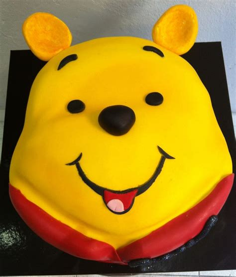 Winnie The Pooh by Winnie The Pooh Cake Cakecentral