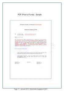Prove It Letter Debt Template Proof Of Funds Letter Template Partnership