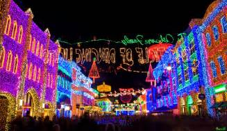 osborne lights walt disney world disney s