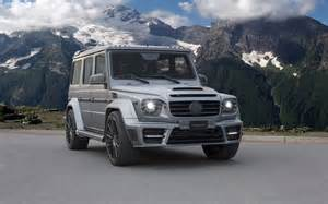 2014 mansory mercedes g class amg gronos static 1