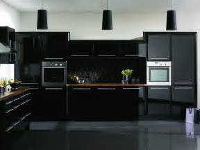 Kitchen Design With Dark Cabinets Make A Statement With A Black Or White Kitchen Bath