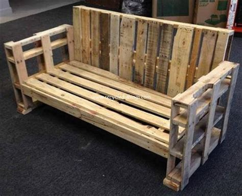 diy wood benches wooden pallet bench plans recycled things