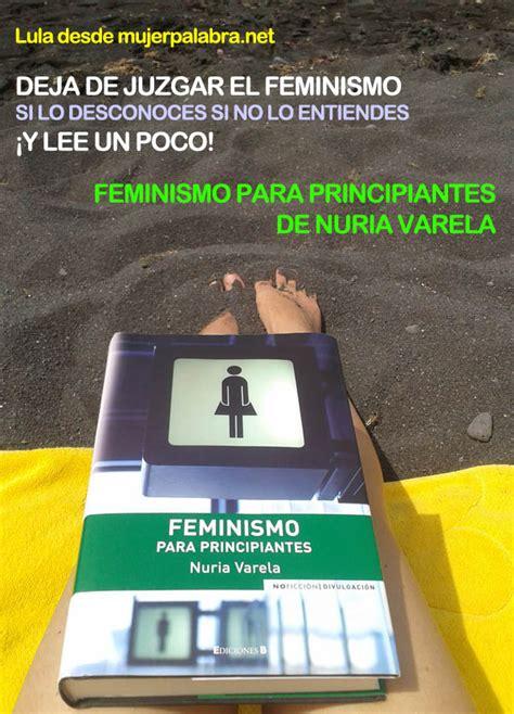 feminismo para principiantes spanish libro feminismo para principiantes descargar gratis pdf