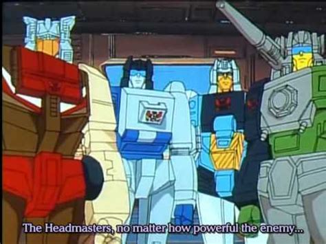 Weijiang Transformers G1 Headmasters Hardhead Figure New In transformers headmasters update dreager1 s