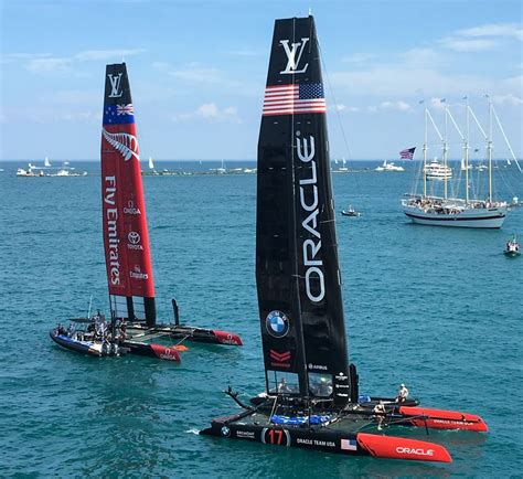 oracle racing boat what i learned sailing with oracle team usa bremont