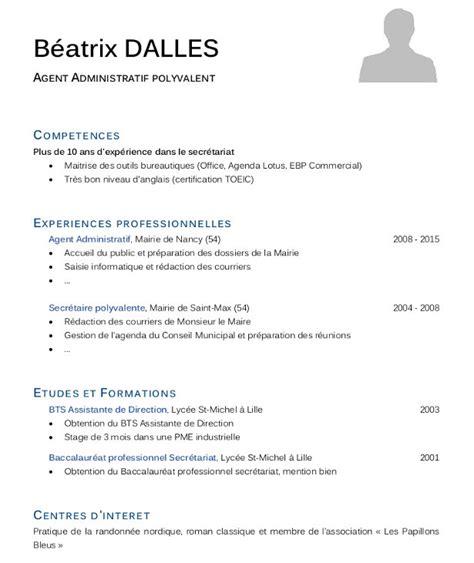 Exemple De Lettre Administrative Gratuit Pdf Modele Lettre Administrative Pdf 224 T 233 L 233 Charger