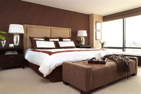 bedroom designs brown and cream beautiful accent wall painting colors ideas for bedroom