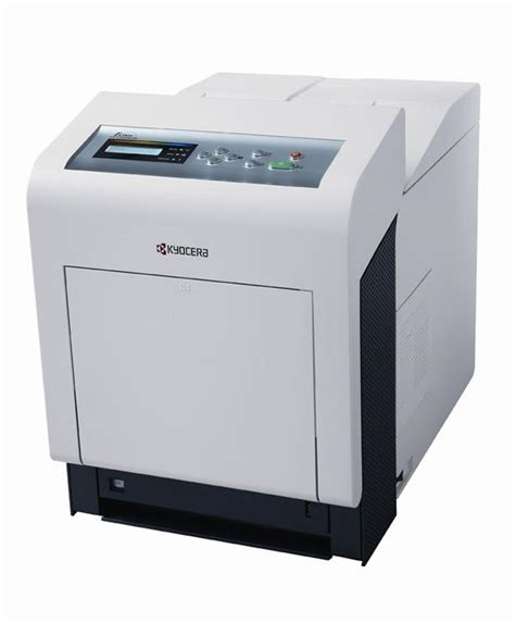 Printer Kyocera fs c5350dn 32 32 ppm kyocera color network laser printer kyocera mita digital color copiers