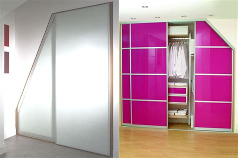 Angled Wardrobe Doors by Collection Angled Sliding Doors Pictures Woonv
