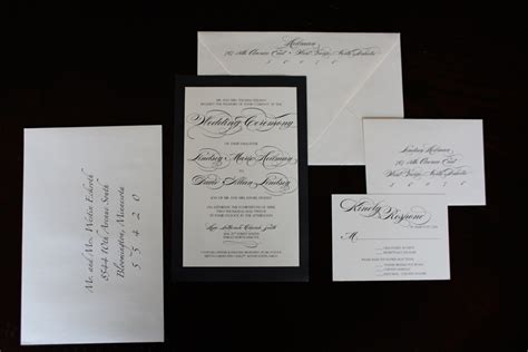 Wedding Invitations Fargo Nd by The Classic Collection Fargo Wedding Invitations