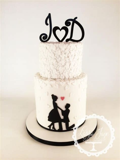 Best Home Christmas Decorations by Some Cute Engagement Cakes Engagement Cakes Ideas