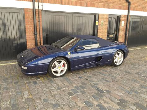 f355 spider f1 2000 f355 spider f1 coys of kensington