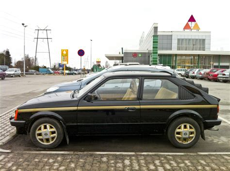 opel gold black gold 1982 opel kadett corsa hooniverse