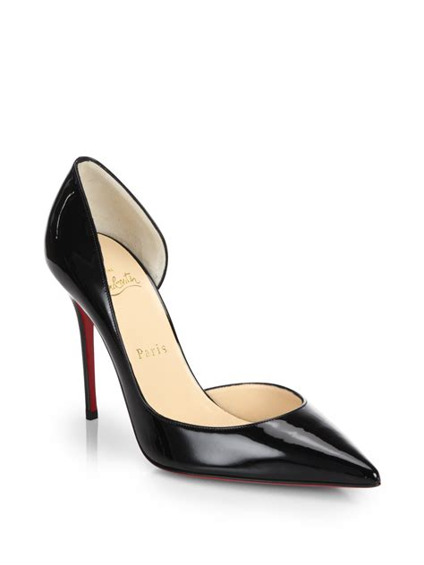 Patent Pumps christian louboutin patent leather pumps