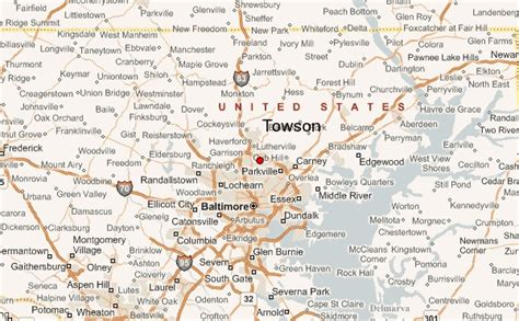 map usa states baltimore towson md united states pictures and and news