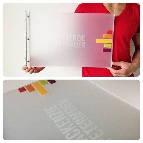 design management google books custom acrylic student portfolio book 11 x 17 by
