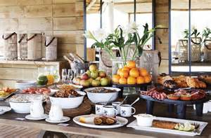 Breakfast Buffet Table 17 Best Images About Clever Food Ideas Displays On