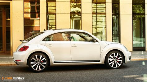 4 Door Vw Beetle by We Sort Of Like The Vw Beetle Four Door Coupe Autoevolution