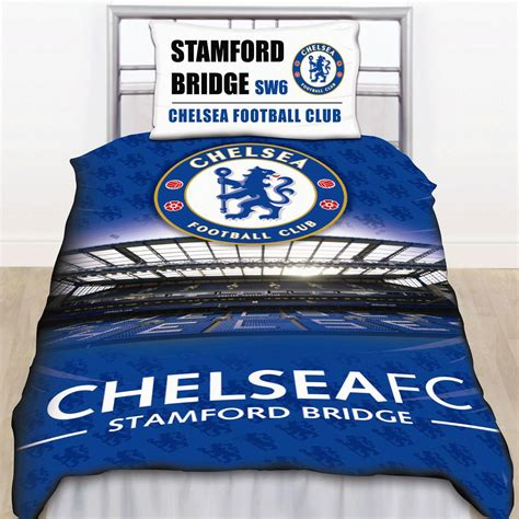 Sprei Barca King Size official football club duvet cover sets chelsea manchester barcelona more ebay