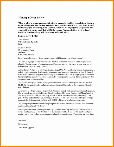 sle engineering internship cover letter cover letter sle for electrical engineer pdf 28 images