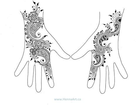 henna design templates henna hand template google search henna