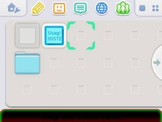 release usagi 3ds theme editor net library release usagi 3ds theme editor net library