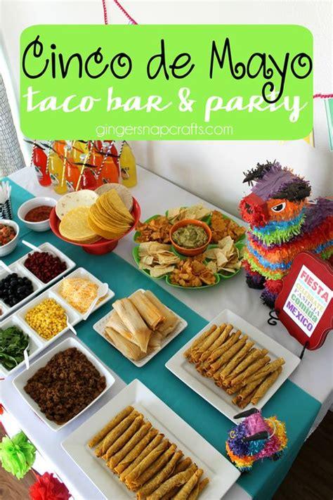 Backyard Taco Bar 25 Best Ideas About Taco Bar On Taco