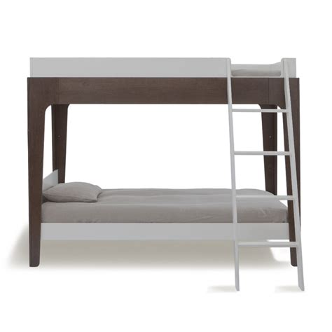 oeuf bunk bed oeuf perch twin bunk bed reviews allmodern