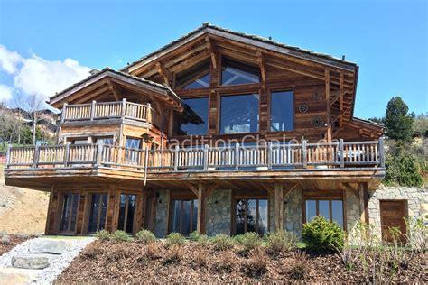 Mountain Chalet House Plans Tradition Chalet Designer Et Constructeur De Chalets