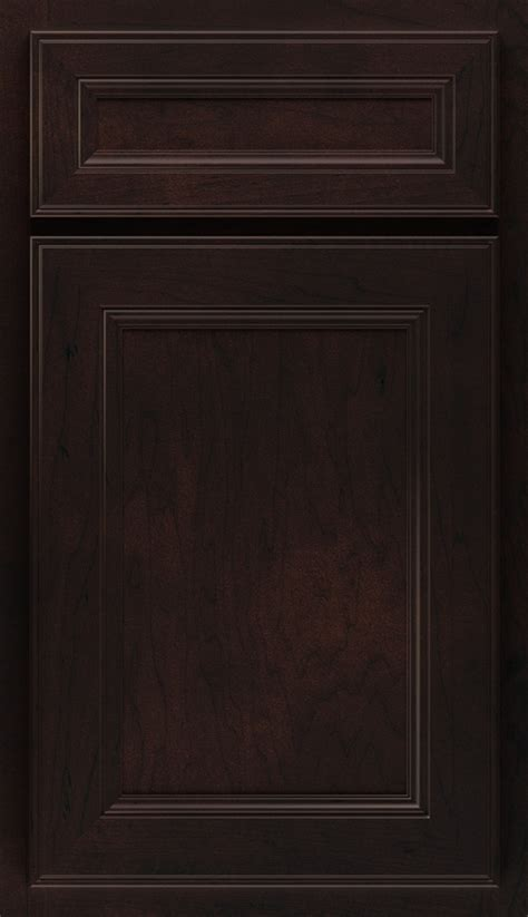 Landen Maple Cabinets by Sarsaparilla Maple Cabinet Finish Aristokraft Cabinetry