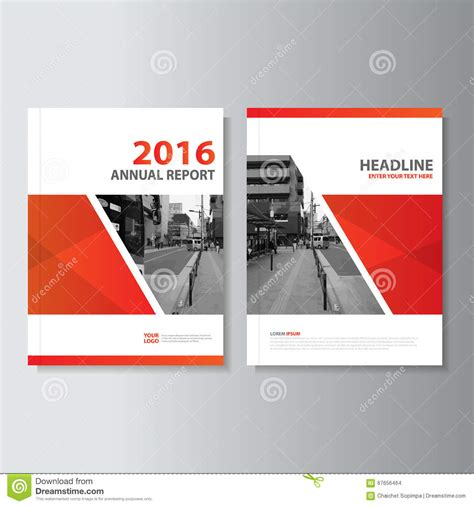 9 best images of magazine layout cover abstract colorful red vector annual report magazine leaflet brochure flyer