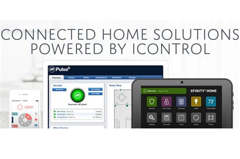comcast and alarm split up icontrol networks to beef