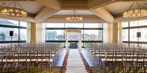The Westin Copley Place Boston Weddings