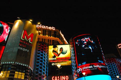 planet hollywood front shows at the planet hollywood hotel and casino las vegas