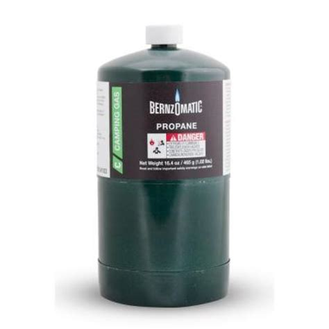 bernzomatic 16 4 oz single propane cylinder 327774 the