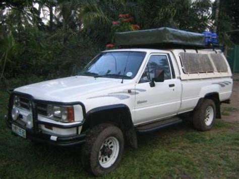 Toyota Overland Overland Africa Toyota Hilux For Sale