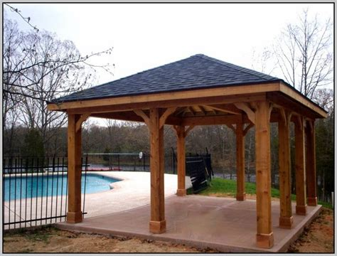 Patio Cover Plans Free Standing   Patios : Home Design